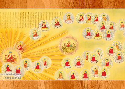 Bộ ảnh Phật thuyết A Di Đà kinh