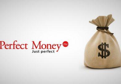 Hướng dẫn đăng ký ví Perfect Money và cách gửi tiền từ ví PM